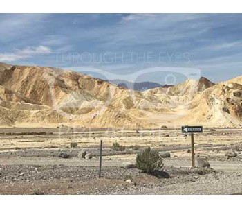 Entrance to the Sand, Death Valley - Download